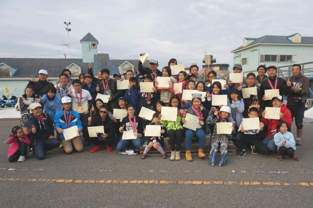鵠沼インラインスケートフェスティバル2016'